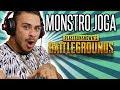 MONSTRO JOGA - DESTRUINDO NO PUBG - LEO STRONDA