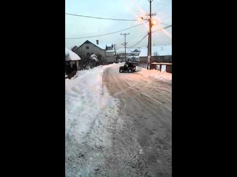 Zimske snezne radosti in komren city