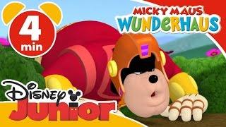 Ärger mit Kraft Karlo - Micky Maus Wunderhaus | Disney Junior Kurzgeschichten