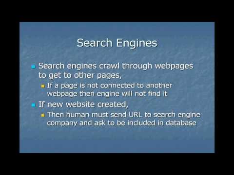 evaluation of website part 1