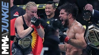UFC 238 matchmaker: What is next for Henry Cejudo and Valentina Shevchenko?