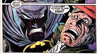No, Batman Shouldn't Kill