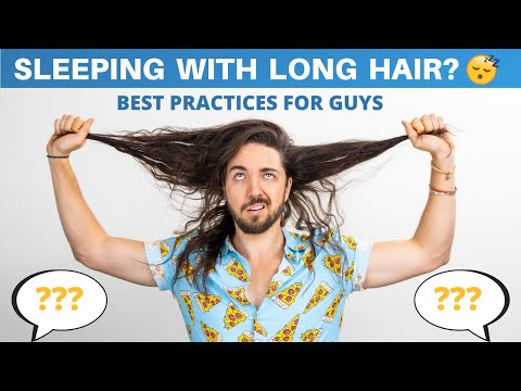 sleeping-with-your-long-hair-(best-practices-for-guys)---mens-long-hair-q&a
