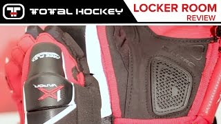 Bauer Vapor 1X Gloves // Locker Room Review