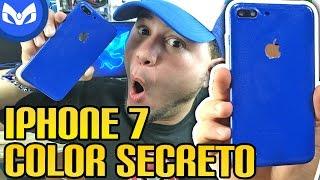 iPhone 7 COLOR SECRETO