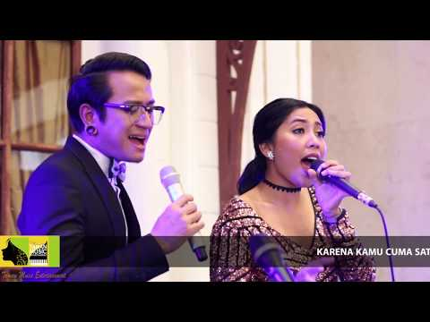 NAIF - KARENA KAMU CUMA SATU ( Cover ) By Taman Music Entertainment at Balai Kartini Rafflesia