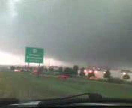 Tupelo, MS Tornado Part 1