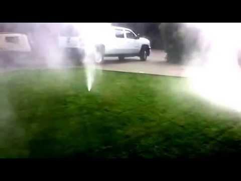 university sprinklers youtube