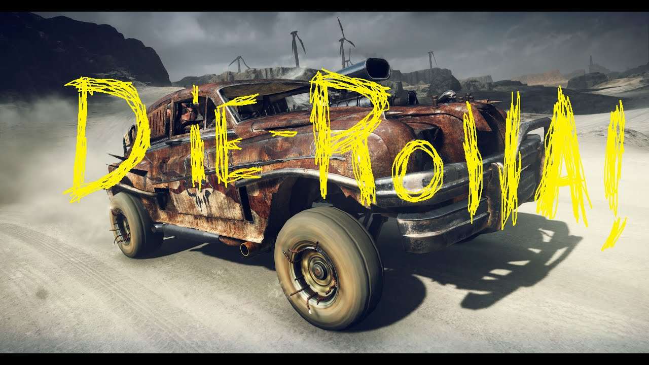 Best Car In Mad Max Game
