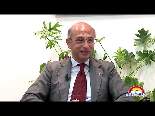 SEMAFORO VERDE CON AMEDEO MANZO PRESIDENTE BCC NAPOL 10 MAGGIO 2019