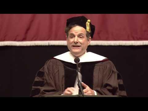 Philadelphia University's 2016 Graduate Commencement Speaker: Steven Singer