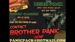 Brother Panic: Occult Focus...., Step Up Your Magic Game