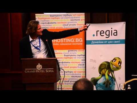 Dirk Krischenowski (dotBERLIN), Domain Forum 2012