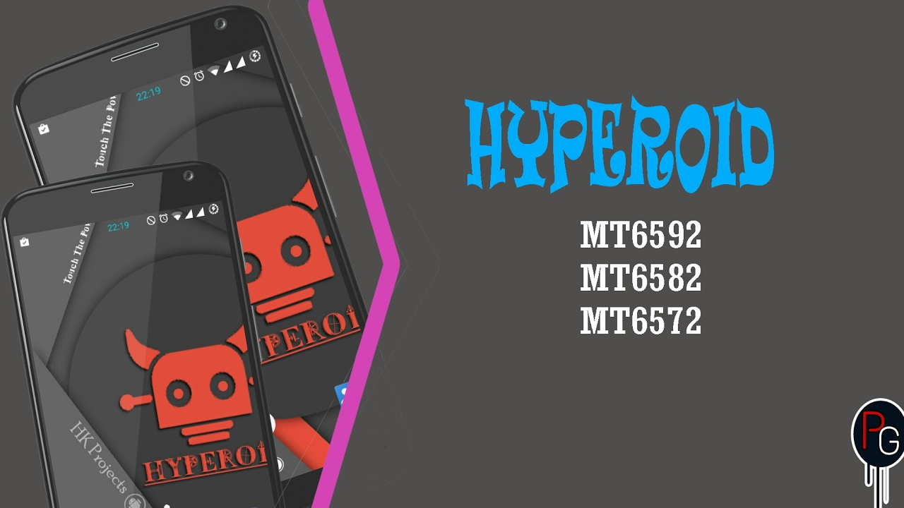 [ROM] Hyperoid Rom For MT6592|MT6582|MT6572!! Looks And Review!! by Paras  Guglani