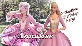 Historically accurate Princess And The Pauper: Annalise