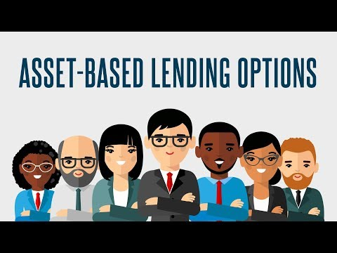 Asset-Based Lending Options: Lines Of Credit