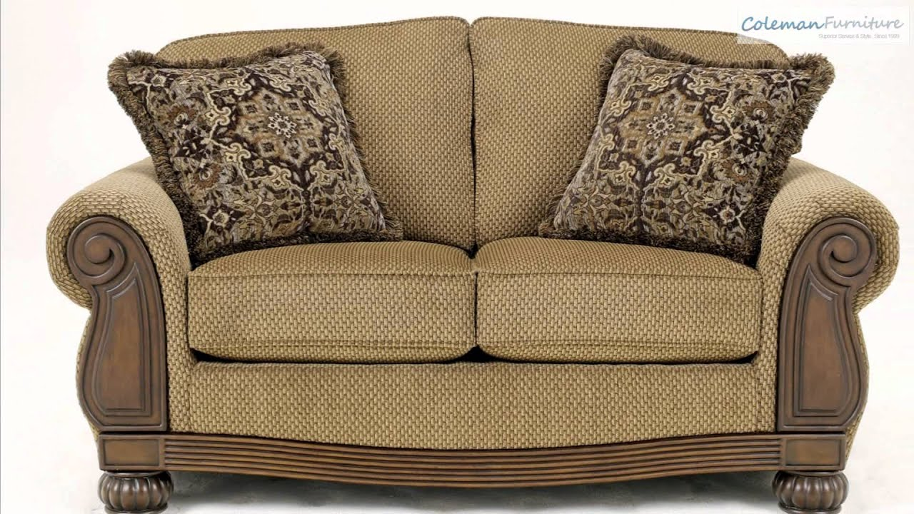 Lynnwood Amber Living Room Collection from Signature ...