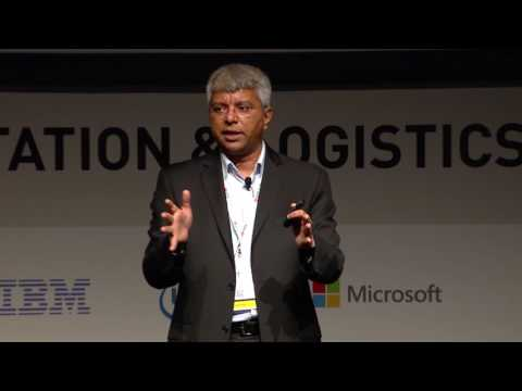 Innovate Your Transportation and Logistics Line of Business with IoT - Rakesh Gandhi, SAP Labs