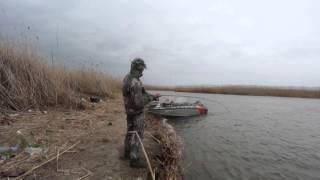 Ловля сома весной в Астрахани