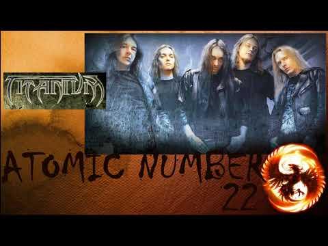 TITANIUM - ATOMIC NUMBER 22 (full album)