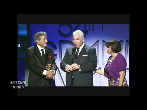 AMY WINEHOUSE GRAMMY WIN, PARENTS ACCEPT, THOUGHTS TURN TO WHITNEY HOUSTON