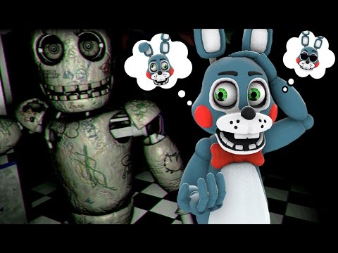 TOY BONNIE PLAYS: Five Nights at Candy's (Night 4)