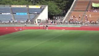 第45回京都府高等学校ユース陸上競技対校選手権大会 男子 1年 5000m決...