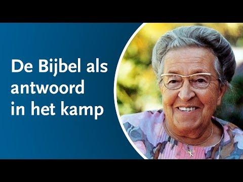 Corrie Ten Boom - De Bijbel Als Antwoord In De Diepe Duisternis Van Het Concentratiekamp