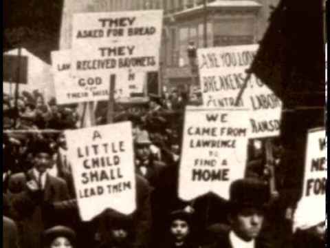 Bread and Roses: The Lawrence Textile Strike