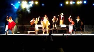 Goiânia 2010 - grupo Adaga