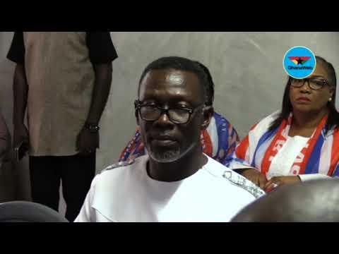 Ayawaso West Wuogon By-election : Edward Agyekum Kufuor files nomination form