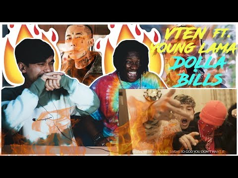 FOREIGNER REACT TO NEPALI RAP | VTEN - DOLLA BILLS Ft. Young Lama (Official Music Video)