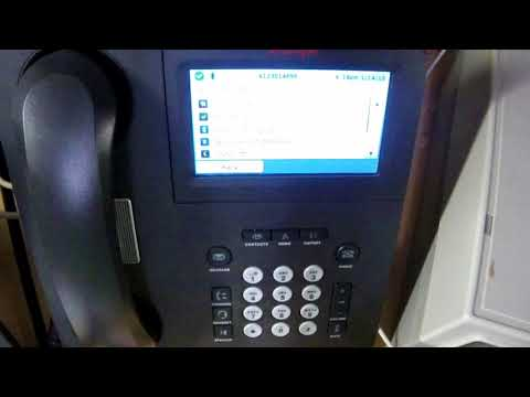 How to Factory Default an Avaya 9641 SIP Phone