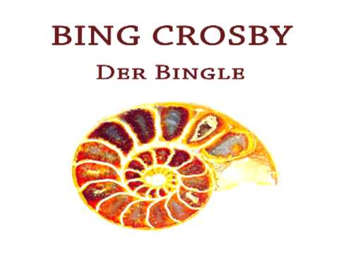 Клип Bing Crosby - Close As Pages In A Book