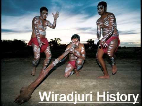 The Wiradjuri