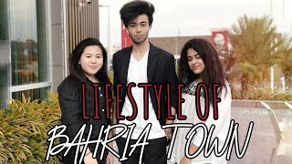 Lifestyle Of Bahria Town Islamabad | Vlog Video
