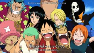 [HD] One Piece Opening 13 - One Day English Fandub