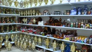 Купить самовар в Москве. Магазин Мир Самоваров.(Интернет - магазин