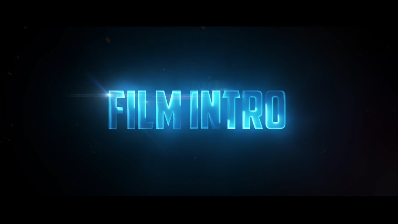 How to Make Film Intro in After Effects (FREE PLUGIN) - YouTube