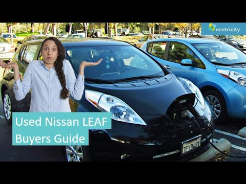 Used Nissan Leaf Buyer's Guide