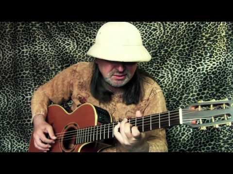 Igor Presnyakov – Afriса (Тoto) – acoustic fingerstyle guitar
