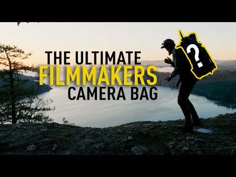 How Much Camera Gear In ONE BAG? (Shimoda Action X70 Review)