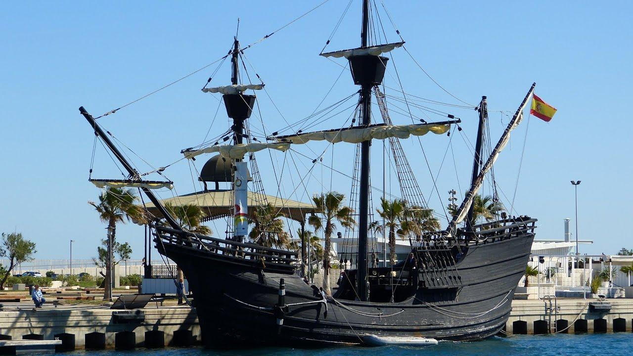 Nao Victoria, replica of Magellan's Victoria