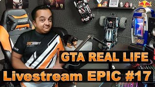 Livestream Epic #17 - GTA Real Life pe SimplyGods #Hades