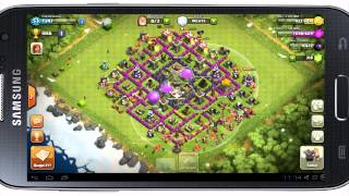 Clash of Clans #55 - Besuch / Let's Play Clash of Clans / Android_iOS