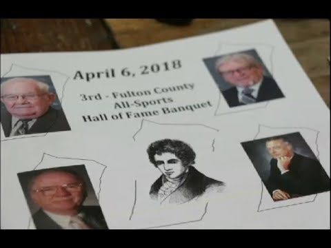 """Fulton County """"All Sports Hall Of Fame"""" 2018 Inductions"""