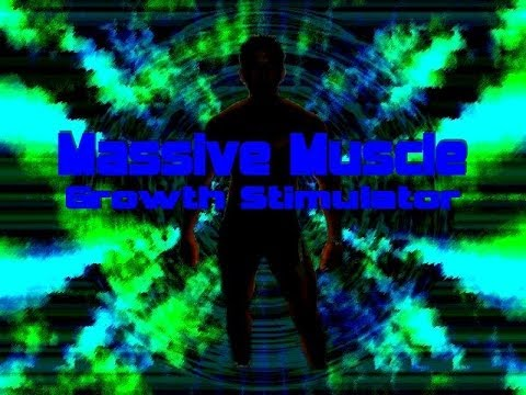 Massive Muscle Growth Stimulator Frequency