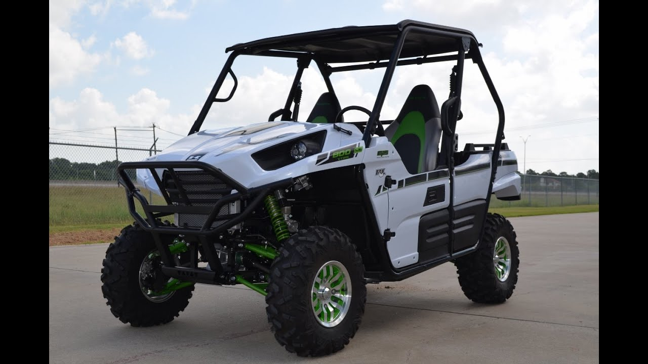 11 799 2017 Kawasaki Teryx Le Metallic Stardust White Overview And Review