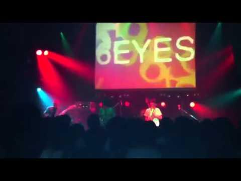 6EYES 2011/8/7 at Club Asia