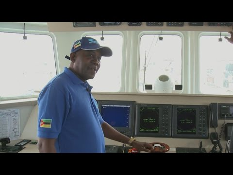 Faces Of Africa - Captain Noa: Guardian of the Sea
